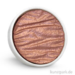 COLIRO Einzelfarbe Perlglanz 30 mm | Rose Gold