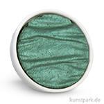 COLIRO Einzelfarbe Schimmer-Perlglanz 30 mm   Blue-Green