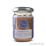 FLEUR Chalky Look Glitter Finish, 130 ml Glitter Gold Glam