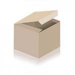 Flitter Sticker - Silber-Schwarz, 12x29 cm, selbstklebend