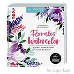 Florales Watercolor, TOPP