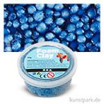 Foam Clay - Modelliermasse mit kleinen Perlen 35 g | Blau