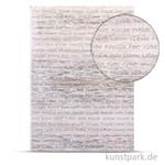 Fotokarton Hope - Schrift, DIN A4, 300g