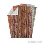 Fotokarton Modellbau - DIN A4