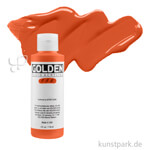 Golden FLUID Acrylfarben 119 ml   2280 Chinacridonorange gebrannt