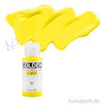 Golden FLUID Acrylfarben 30 ml | 2191 Hansagelb deckend