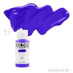 Golden FLUID Acrylfarben 30 ml | 2260 Phtaloblau rotton