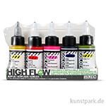 GOLDEN High Flow Acrylics Marker Set