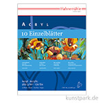 Hahnemühle ACRYL Malkarton, 10 Bogen, 360g 50 x 65 cm