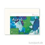 Hahnemühle ACRYL Malpapier 330g - 50 Einzelbogen 24 x 32 cm