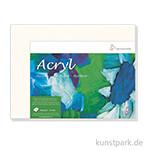 Hahnemühle ACRYL Malpapier 330g - 50 Einzelbogen 30 x 40 cm