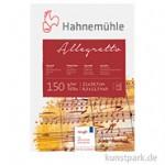 Hahnemühle ALLEGRETTO - 10 Blatt, 150g fein rau DIN A4