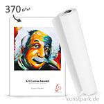 Hahnemühle Art Canvas Smooth 370g, 12m Rolle