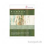 Hahnemühle BAMBOO-Mixed-Media, 265g 30 x 40 cm (25 Blatt)