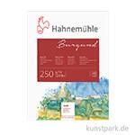 Hahnemühle BURGUND Aquarellblock, 20 Blatt, 250g matt 30 x 40 cm