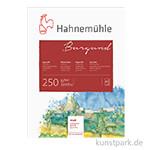 Hahnemühle BURGUND Aquarellblock, 20 Blatt, 250g matt 36 x 48 cm
