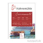 Hahnemühle CORNWALL Aquarellblock, 10 Blatt, 450g rau 30 x 40 cm