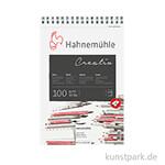 Hahnemühle CREATIV Skizzenblock, 100g, fein, Spiral DIN A3 (100 Blatt)