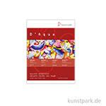 Hahnemühle DAQUA Aquarellpapier, 30 Blatt, 220g rau 24 x 32 cm