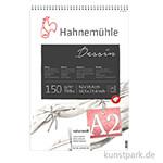 Hahnemühle DESSIN Skizzenpapier, 25 Blatt, 150g, spiral
