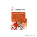 Hahnemühle Echt Bütten Aquarellpapier, 10 Blatt, 300g rau 30 x 40 cm