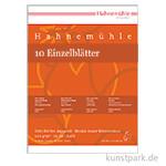 Hahnemühle Echt-Bütten Aquarellpapier, 10 Bogen, 200g matt
