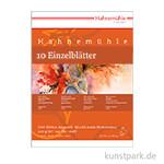 Hahnemühle Echt Bütten Aquarellpapier, 10 Bogen, 300g matt 50 x 65 cm
