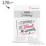 Hahnemühle HANDLETTERING Block, 25 Blatt, 170g