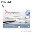 Hahnemühle HARMONY Aquarell Papier, 12 Blatt, 300g - rau DIN A4