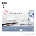 Hahnemühle HARMONY Aquarell Papier, 12 Blatt, 300g - rau
