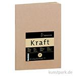 Hahnemühle KRAFTPAPIER Skizzenheft, 20 Blatt, 120g
