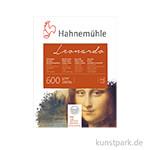 Hahnemühle LEONARDO - 10 Blatt, 600g rau 36 x 48 cm