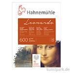 Hahnemühle LEONARDO - 10 Blatt, 600g rau