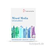 Hahnemühle Mixed Media - Universalblock, 25 Blatt, 310g 24 x 32 cm