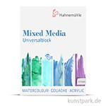 Hahnemühle Mixed Media - Universalblock, 25 Blatt, 310g