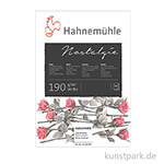 Hahnemühle NOSTALGIE Skizzenblock 190g/m² DIN A2