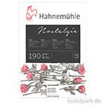 Hahnemühle NOSTALGIE Skizzenblock 190g/m²