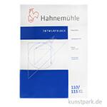 Hahnemühle TRANSPARENT Entwurfblock, 60 Blatt, 110g