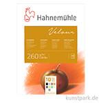 Hahnemühle VELOUR Pastellpapier, 10 Blatt, 260g, 10 Farben
