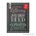 Handlettering All you need, TOPP