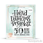 Handlettering Projekte - 50 neue Ideen, Edition Fischer