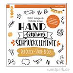 Handlettering Schmuckelemente - Der Quick-Start-Block, TOPP