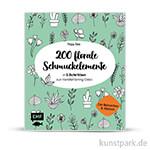 Handlettering Schmuckelemente - über 200 florale Motive, Edition Fischer