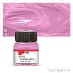 HOBBY LINE Acryl Glanzfarbe 20 ml | Rosé