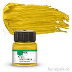 HOBBY LINE Acryl Mattfarbe 20 ml | Gold