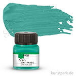 HOBBY LINE Acryl Mattfarbe 20 ml | Mintgrün