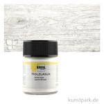 HOBBY LINE Holzlasur 50 ml | Weiß