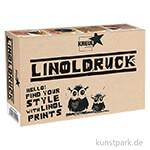 Hobby Line Linoldruck-Set für Einsteiger