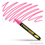 HOBBY LINE Paint Marker - Lackmalstift 2-4 mm | Neon-Pink