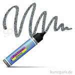 HOBBY LINE PicTixx GlitterPen 29 ml   Silber